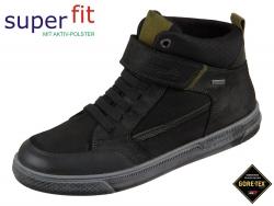 SuperFit LUKE 5-09200-00 schwarz Velour Textil