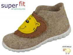 SuperFit HAPPY 8-00295-40 beige Wollfilz