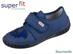 superfit BILL 5-00270-81 blau Textil