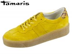 Tamaris 1-23765-32-627 saffron Suede