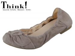 Think! BALLA 84163-39 schlamm Velvet Goat