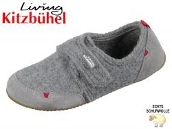 Living Kitzbühel 1654-610 grau Wolle