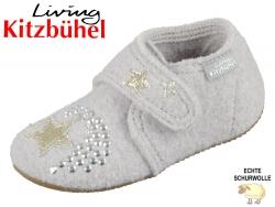 Living Kitzbühel 3211-620 hellgrau Wolle