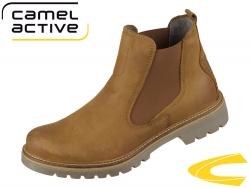 camel active Canberra 873.72-02 brandy Soft Crazy Horse