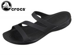 Crocs 203998-060 blk blk
