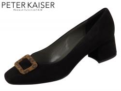 Peter Kaiser Panni 54443-817 schwarz sable Suede Lea