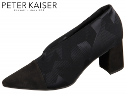 Peter Kaiser Noemita 67489-726 schwarz Suede Geo