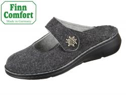 Finn Comfort Silvretta 06565-482168 anthrazit Doublefilz