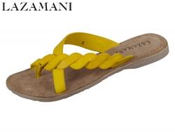 Lazamani 75.283 yel yellow Leder