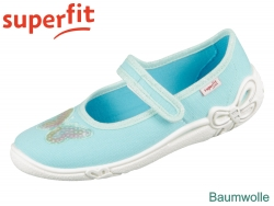 superfit Belinda 0-600287-7000 grün Textil