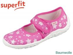 superfit Bonny 0-600283-5500 rosa Textil
