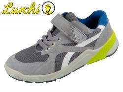 Lurchi Ramon 33-38007-25 grey Suede Textil