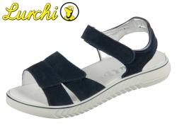 Lurchi Fiori 33-18721-22 blue Suede