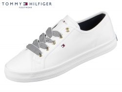 Tommy Hilfiger Essential Nautical Sneaker FW04848-YBS white