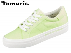 Tamaris 1-23602-24-740 lime neon word Textil