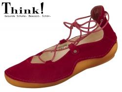 Think! KAPSL 0-686059-7000 rosso Velour Soft