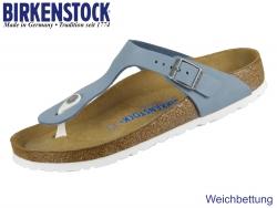 Birkenstock Gizeh 1016088 dove Soft Nubuck