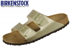 Birkenstock Arizona 1016111 gold Birkoflor
