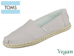 TOMS Alpargata 10015076 grey Canvas Rope