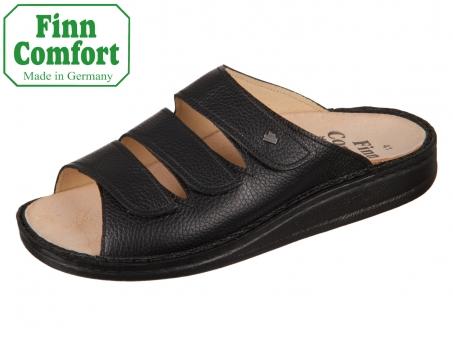 Finn Comfort Korfu 01508-055099 schwarz Bison