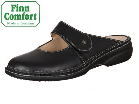 Finn Comfort Stanford 02552-014099 schwarz Nappa Seda