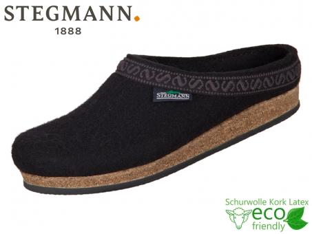 Stegmann 108-8802 black Wollfilz