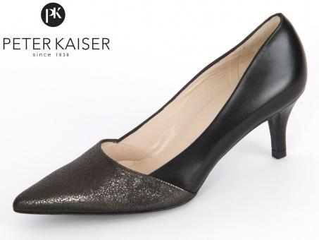 Peter Kaiser Semitara 61431-569 carbon cristal schwarz Nappa