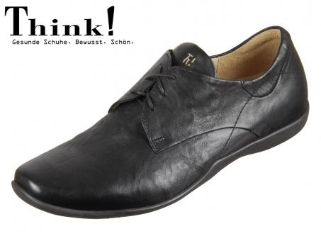 Think! STONE 3-000275-0000 schwarz Capra Rustico