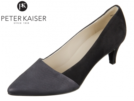 Peter Kaiser Caren 55731-959 schwarz Pointmic Suede