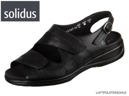 Solidus Lia 73129 00196 schwarz Vitello Glamour