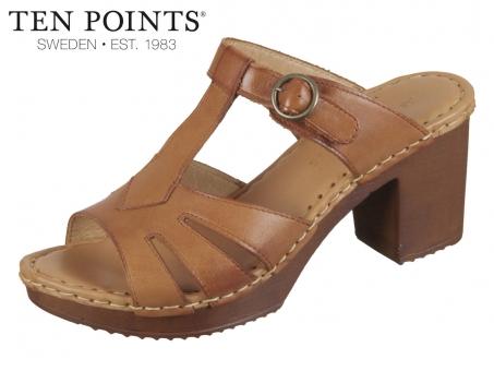 Ten Points Amelia 515011-319 cognac Leather
