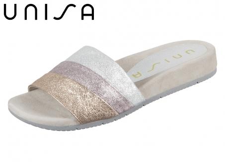 Unisa Cofia Cofia silber lila