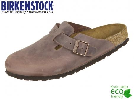 Birkenstock Boston BS 860133 habana Oiled Nubuk