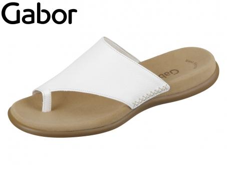 Gabor 03.700-21 weiss Cervo