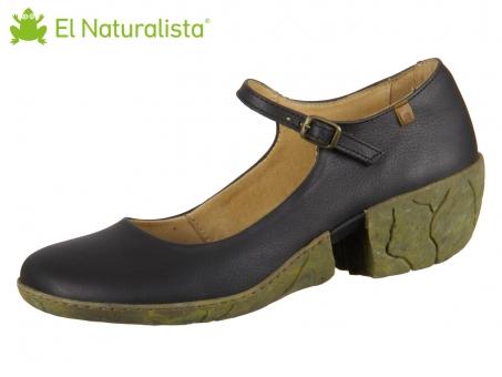 El Naturalista Calizia N5480 bl black Soft Grain