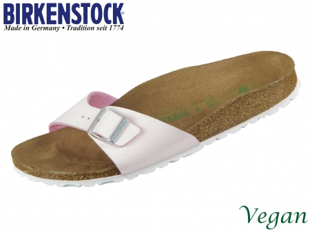 Birkenstock Madrid 1016634 brushed rose Birkoflor