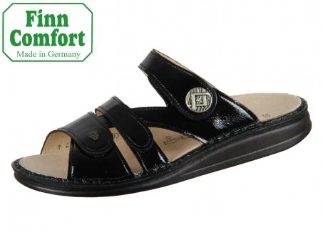 Finn Comfort Agueda 01538-022099 schwarz Knautschlack