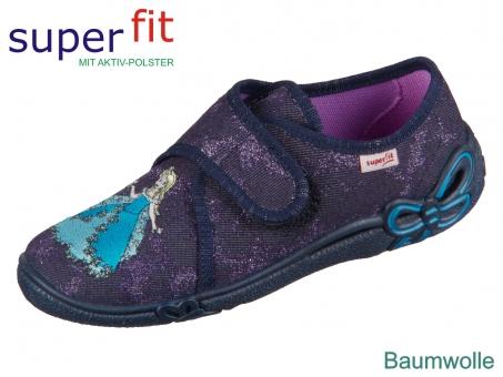 superfit Belinda 5-00259-80 blau Textil
