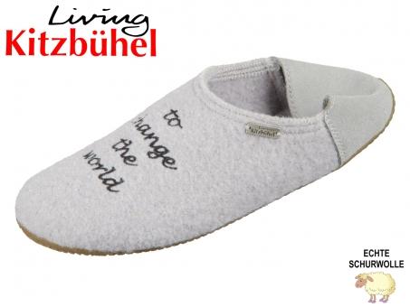 Living Kitzbühel 3643-620 hellgrau Wolle