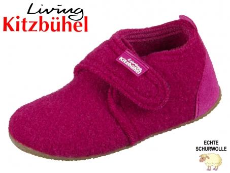 Living Kitzbühel 2822-362 magenta reine Schurwolle
