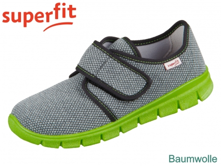 superfit BOBBY 0-800268-0700 grau Textil