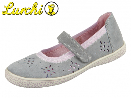 Lurchi Tyra 33-15292-25 grey Suede