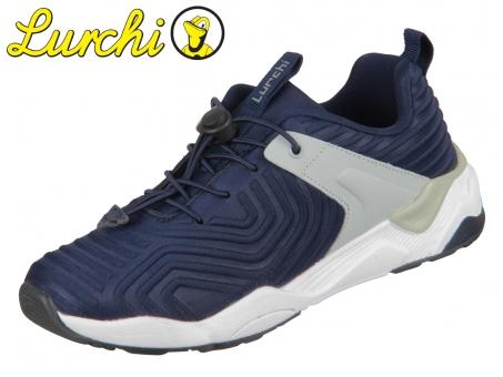 Lurchi Lorius 33-26417-32 navy light grey Synthetik Textil