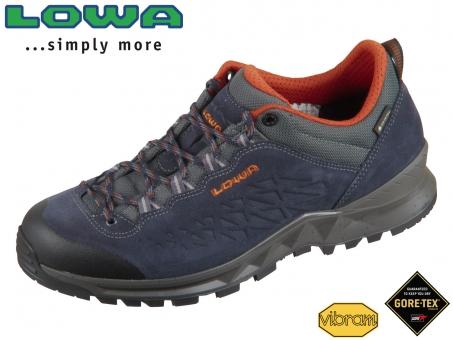 Lowa Explorer GTX Lo 210713-6910 navy orange  GTX
