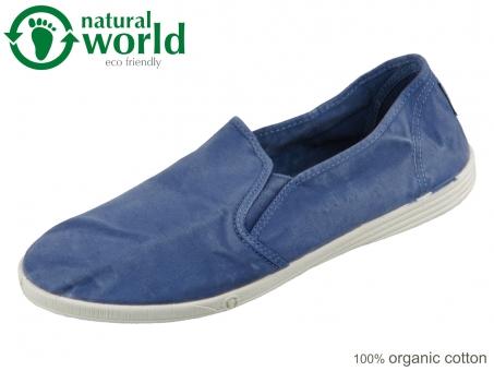 natural world 315E-628 mar Baumwolle