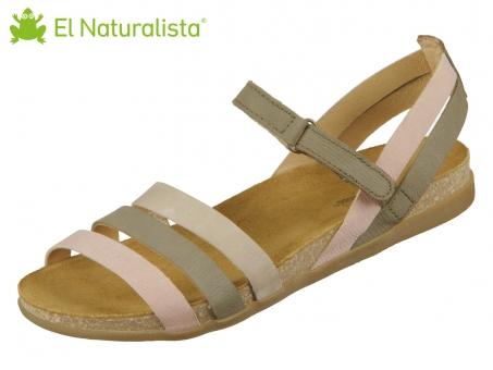 El Naturalista Wakataua N5244 kaki mixed kaki mixed muli leather