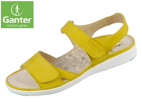 Ganter Gina 20 0122-8400 limone Softnubuk