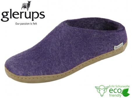 glerups dk B-05-00 Purple Lammwollfilz