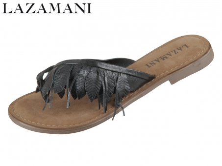 Lazamani 75.697 black Leather