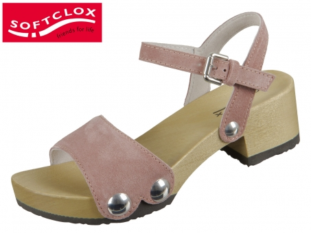 Softclox Penny 3378-05 rose Nat. Nappa